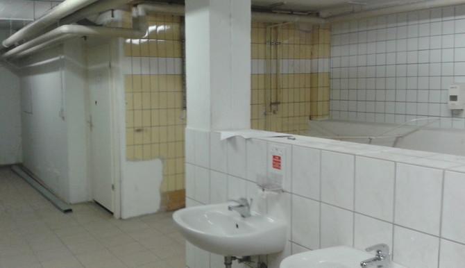 Sanitärräume KG 2
