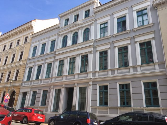 Attraktive 4-5-Raum-Maisonette Eigentumswohnung mit Balkon in zentraler Innenstadtlage