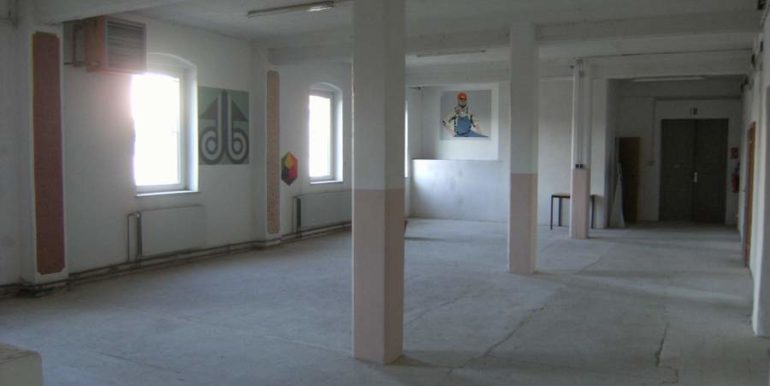 Großraumbüro Spedition 1OG