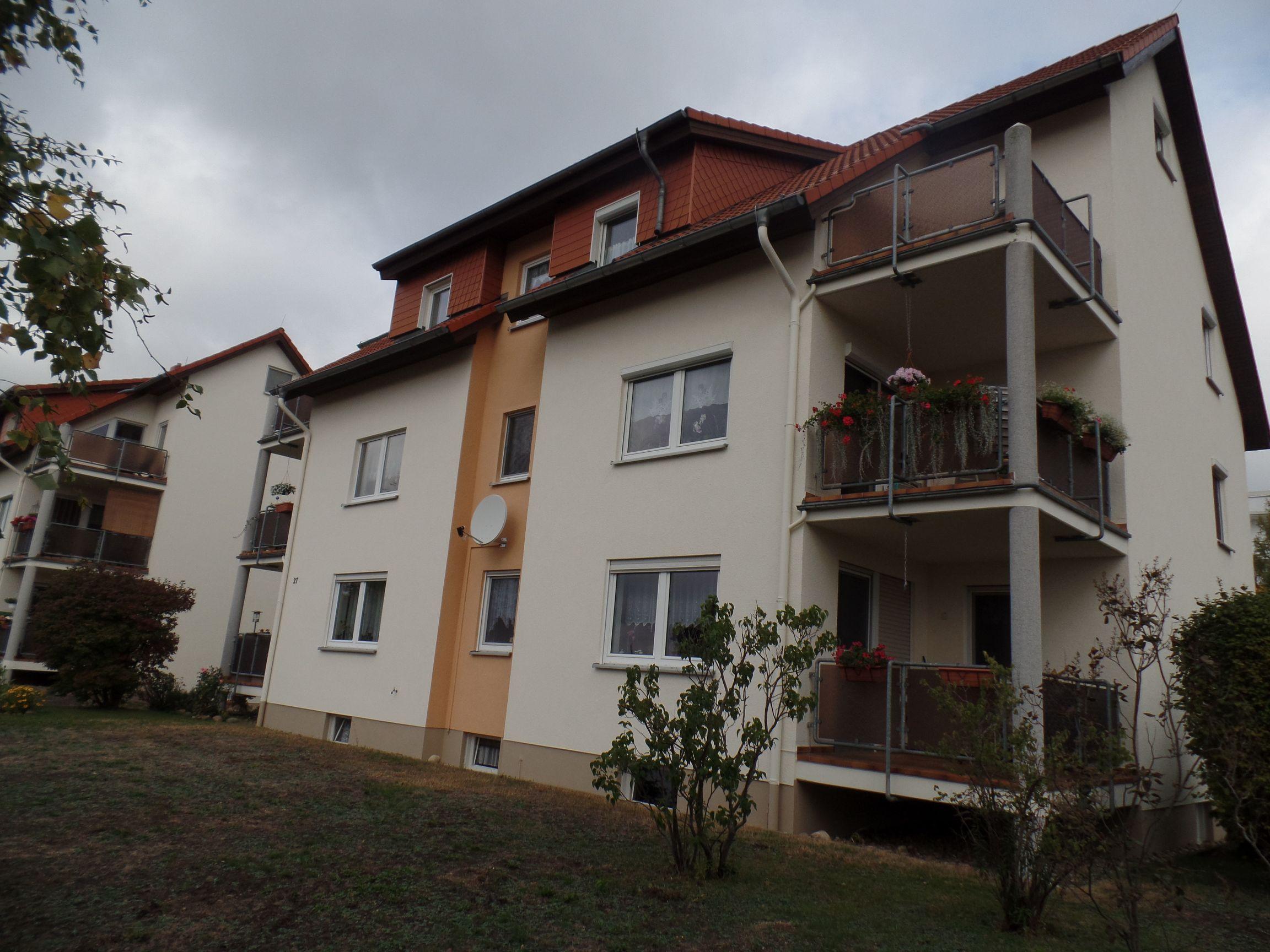Attraktive 2-Raum ETW mit Balkon zur Kapitalanlage – vermietet!