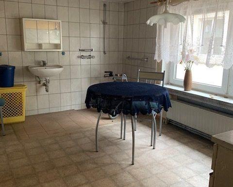 Küche Anbau