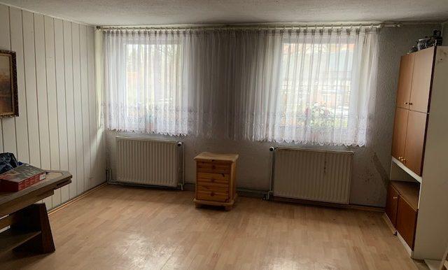 Wohnzimmer im Anbau
