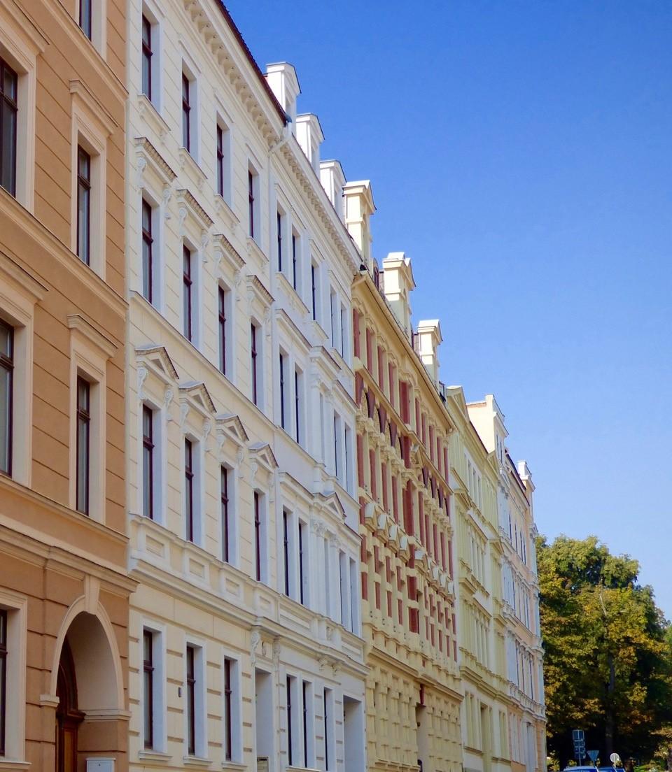 Eigentumswohnung im historischen 5-Familienhaus in Görlitz
