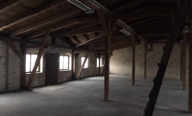 Dachbereich 2 Bürohaus