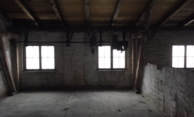 Dachbereich 4 Bürohaus