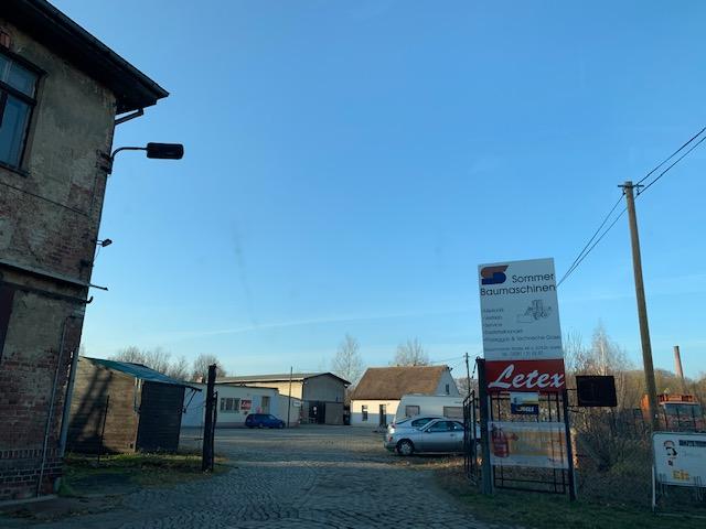 """Innerstädtisches Gewerbegrundstück im Sanierungsgebiet """"Am Brautwiesenbogen"""""""