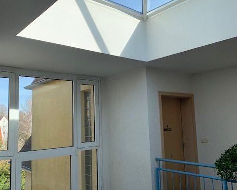 Hausflur mit Dachliegefenster