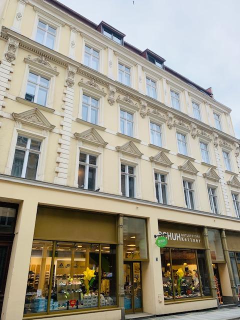 Repräsentative Büroeinheit in historischer Görlitzer Altstadt