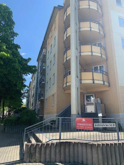 Attraktive 2-Raum-Wohnung mit Balkon, Terrasse, Lift zum KG und Tiefgarage in bevorzugter Lage