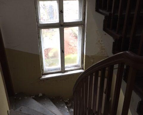 Treppenhaus Schmiede