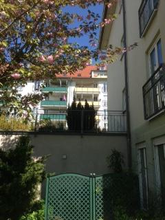 Ansicht Balkone aussen