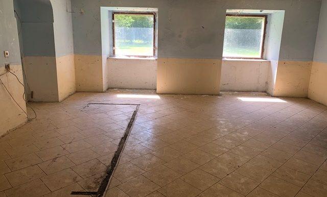 Kellergeschoss ehemalige Küche