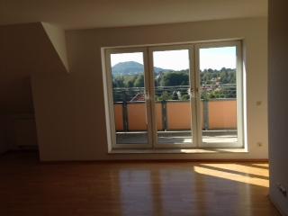 WZ mit Balkon und Ausblick